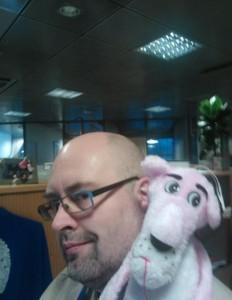 Minä ja Pink Panther