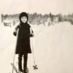 Ilolan hiihtäjä 1943